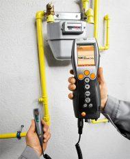 Газоанализатор Testo 330-1 LL с Bluetooth — базовый комплект