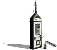 ЭКОФИЗИКА-110А — шумомер-виброметр, анализатор спектра