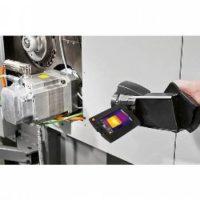 Лазерный тепловизор Testo 890-2 строительный комплект с супер-телеобъективом и опцией V1