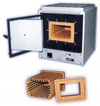 Муфельная печь SNOL 15/900 с электронным терморегулятором