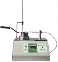 Аппарат ПЭ-ТВЗ полуавтоматический  для определения температуры вспышки в закрытом тигле