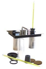 Комплект приспособлений для определения температуры текучести нефтепродуктов по ГОСТ 20287-91 метод А