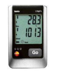 testo 176 P1 — Логгер данных давления, температуры и влажности