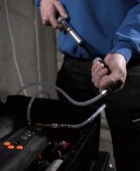 Testo 324 система тестирования газовых и гидравлических трубопроводов