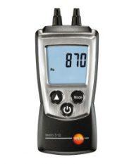 Testo 510 — Карманный дифференциальный манометр измерения давления (комплект)