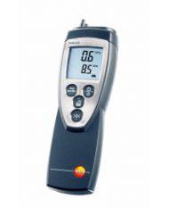 Testo 512 — Дифференциальный манометр измерения давления от 0 до 2 гПа (0560 5126)