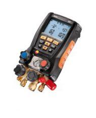 Комплект Testo 557 — Цифровой манометрический коллектор (0563 1557)