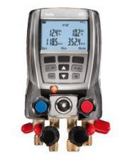 Комплект Testo 570-2 — Цифровой манометрический коллектор (0563 5702)
