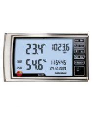 testo 622 — Термогигрометр с функцией отображения давления (0560 6220)
