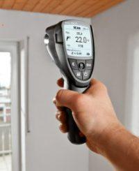 Пирометр Testo 835-H1 - инфракрасный термометр с интегрированным модулем влажности