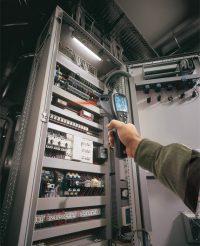 Пирометр testo 845 сo встроенным модулем влажности
