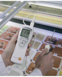 Термометр Testo 926 одноканальный для пищевого сектора