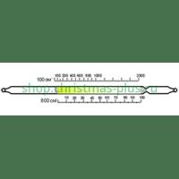 Индикаторная трубка формальдегид 0,2–5 (4,5)
