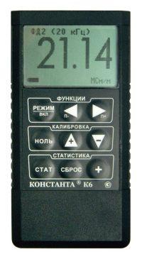 Измеритель электропроводности Константа К6