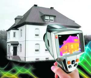 Купить тепловизор для обследования домов