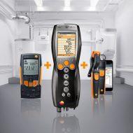 Газоанализатор Testo 330-2 LL NOx + Мультиметр Testo 760-2 с магнитным креплением