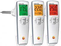 Термометр Testo 270 - тестер масла для фритюра