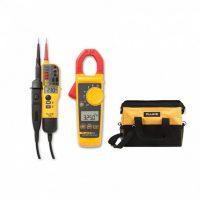 FLUKE TOOLKIT: FLK-376, FLK T150, FLK2AC/200-1000VCL, C550