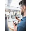 Testo Цифровой зонд CO₂ с Bluetooth, включая сенсор температуры и влажности (0632 1551)