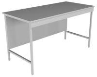 Стол лабораторный низкий НВ-1500 ЛСПн (1500*700*750)