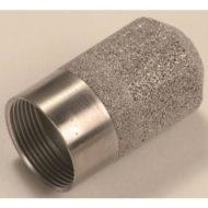 Колпачок из пористой нержавеющей стали, D 21 мм, накручивается на зонд влажности (0554 0640)