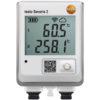 Testo Saveris 2-T3 - WiFi-логгер данных с дисплеем и двумя разъемами для подключения внешних термопар (0572 2033)