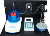 Комплекты для автоматического амперометрического и потенциометрического титрования «Титрион-1/1» и «Титрион-1/1А»